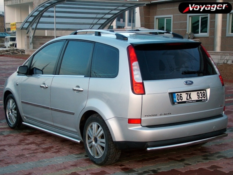 рейлинги can ford c-max