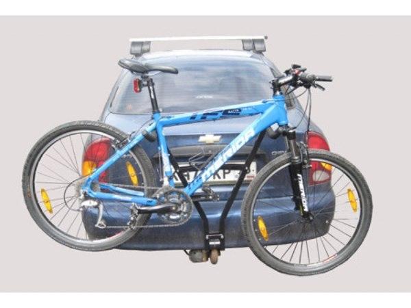 Крепление на фаркоп для перевозки велосипедов